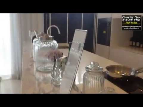 Sejati Residence Cyberjaya Bungalow house for sale - Tour at show house