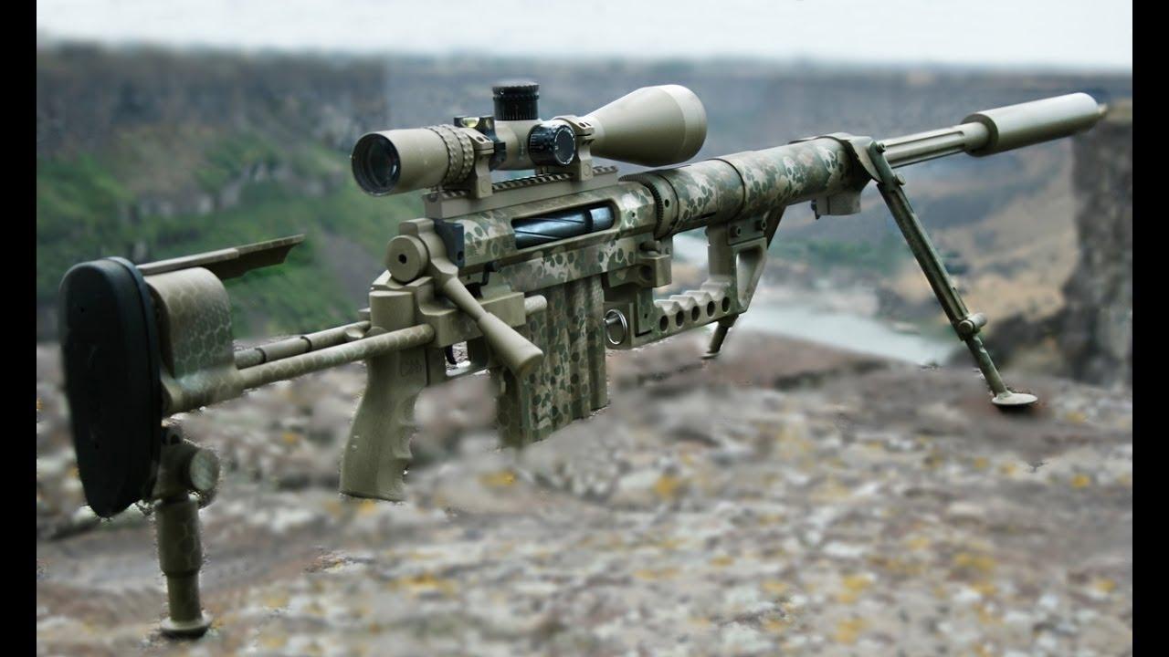Top 10 Sniper Rifles i...