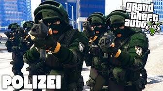 GTA 5 POLIZEI MOD - SWAT IM EINSATZ / SEK - Deutsch - Grand Theft Auto V LSPDFR