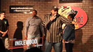 Karlous Miller Stand-Up Comedy - Hollywood 2 Inglewood At The Comedy Store amp J Anthony Brown39s Spot