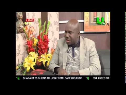 Francis Annor- Dompreh Addresses Sanitation Issue