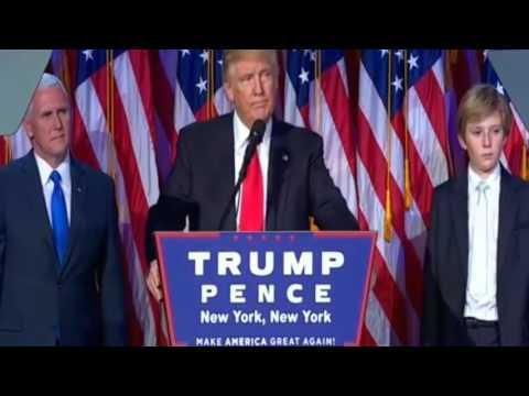 Donald trump acceptance speech thug life, Donald Trump Elected president USA, Donald trump thug life