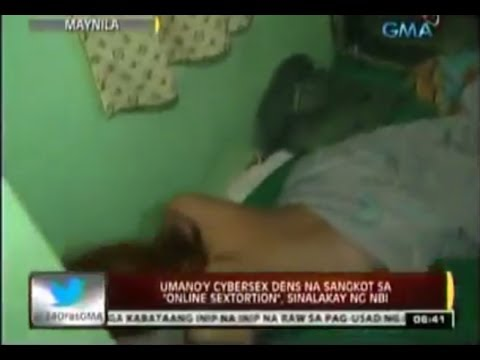Online sextortion talamak sa pilipinas youtube for Celebrity sextortion watch
