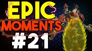 ⚡️ Heroes of the Storm | Epic Moments #21