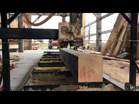 BEST MID RANGE SAWMILL FOR A SMALL BUDGET