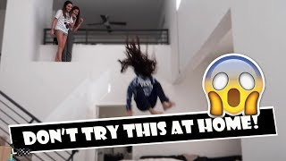 dont try this at home 😱 wk 378 bratayley
