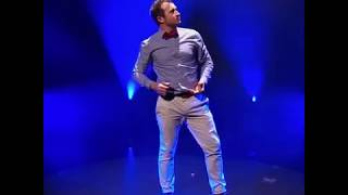 AUSTRALIA'S GOT TALENT   CHRIS VITNELL SEMI FINAL -  The Dancing Man