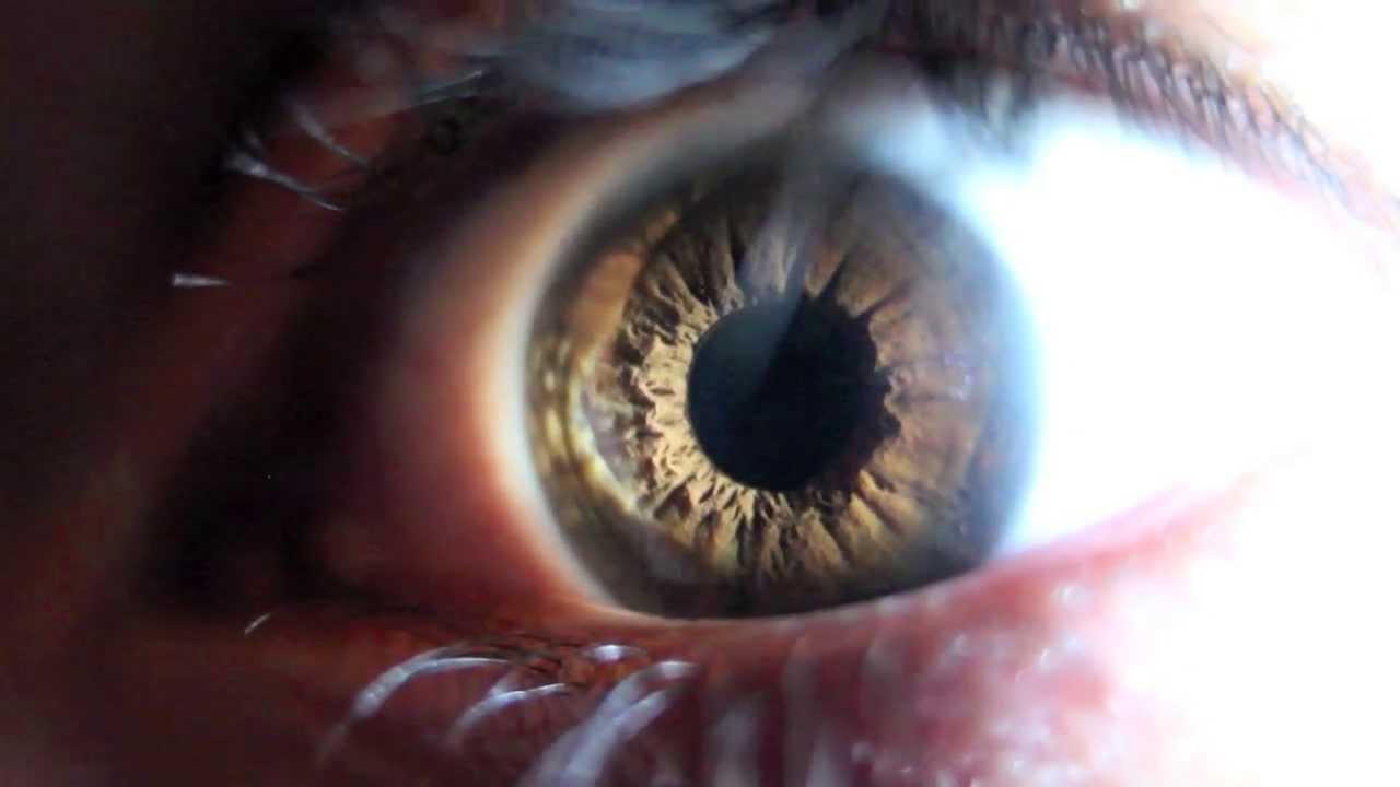 HD Eye Iris - YouTube ...
