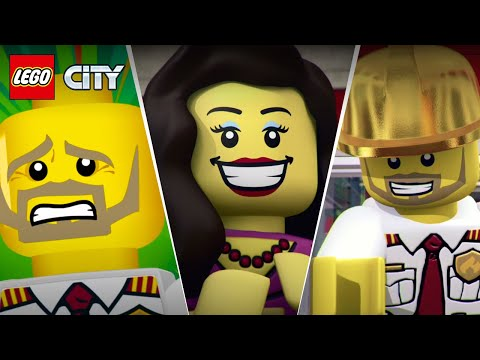 Mini Movies Films Animation Compilation Lego City Fire 2016