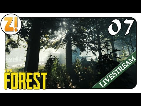 The Forest: Tief in die Höhle! | 🔴 | #07 | Let's Play [DEUTSCH]
