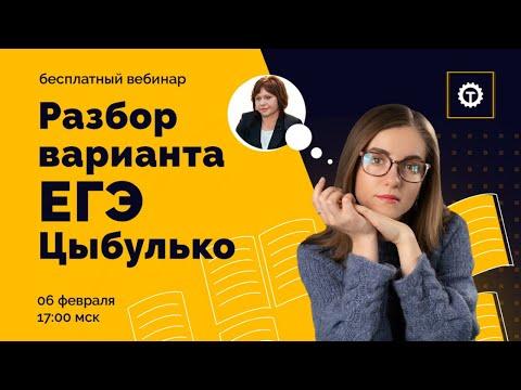 Разбор варианта ЕГЭ по Русскому Языку. Полина Чехова. Техноскул