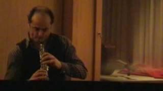 A. Pasculli, Le api - studio caratteristico / Live performance by Giovanni Di Mauro, Palermo 2009
