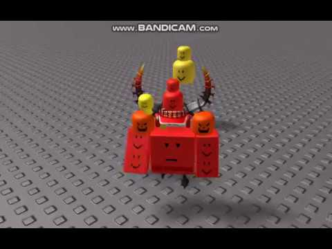 Red Head Stack Roblox Toy Headstack Pet Example Roblox Studio Youtube