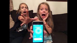 Незнакомый номер и ПРИВИДЕНИЕ на видео !!!!!!!!!!!!!Видео для детей