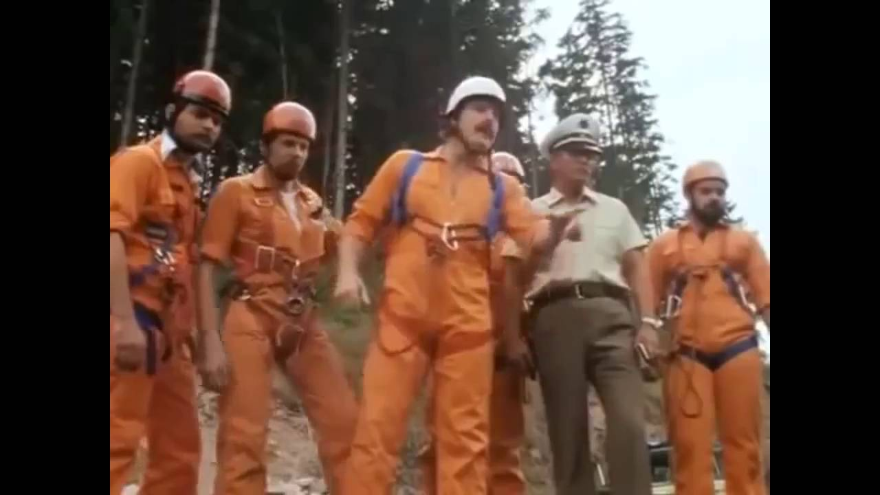 Die Schwarzwaldklinik Folge 1