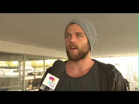 Interview with Hillsong United's Joel Houston