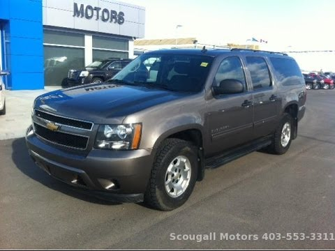 2013 Chevrolet Suburban 9 passenger  for sale in Alberta  YouTube