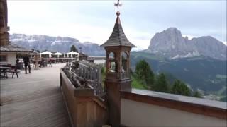 Col Raiser Lift, Santa Cristina, Italian Dolomites