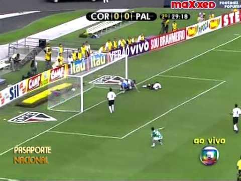 Jorge Valdivia Vs Corinthians [02-03-2008]