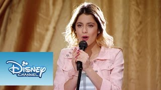 "Violetta canta ""Underneath It All"" 