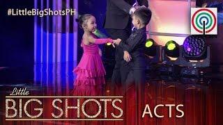 Little Big Shots Philippines: Latin Dancesport Duo