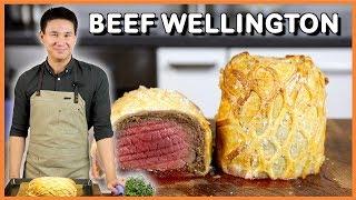 Testar Göra Gordon Ramsay's Beef Wellington!