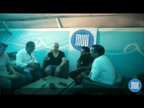 MUV Radio (Mauritius) - CID Inc Interview 28.09.17