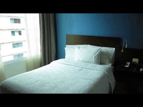 Hampton by Hilton Panama ROOM TOUR