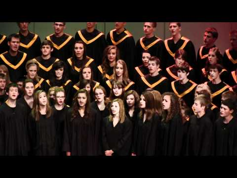 Amazing Grace My Chains Are Gone CCHS Concert and Chapel Choir