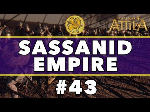 Total War: Attila - Sassanids #43   Mo' Battles