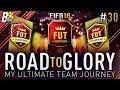 FUT Champions Rewards Pack Opening - #30 - FIFA 18 RTG - My Ultimate Team Journey