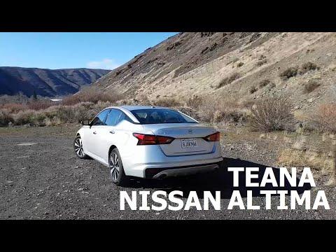 Nissan Altima Teana 2020 на русском