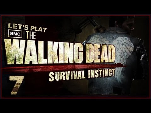 Let's Play The Walking Dead : Survival Instinct | #7 - Light 'Em Up.