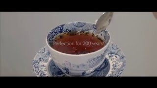 Spode Blue Italian: Perfection for 200 Years.