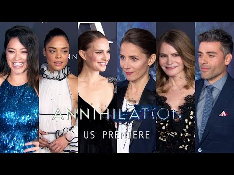 'Annihilation' US Premiere