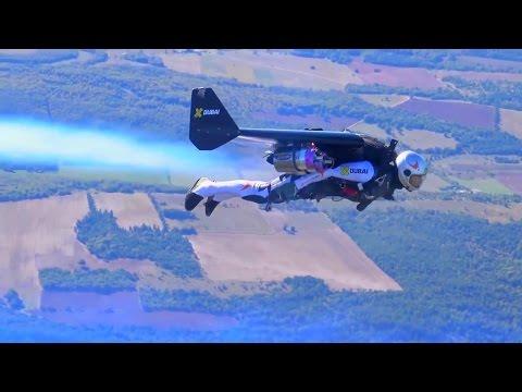 Aero3A - French Acrobatic Patrol & Jetman Dubai Turbojet Planes Flight Demo [720p]