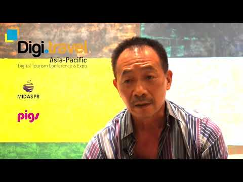 3rd Digi.travel Asia-Pacific Conference & Expo - 20 June 2018 - Craig Fong #1