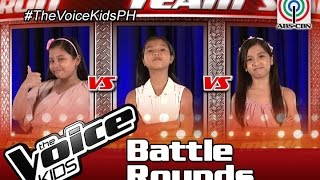 Baixar - The Voice Kids Philippines Battle Rounds 2016 I Turn To You By Misha Antonetthe Patricia Grátis