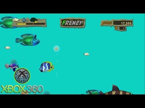 Feeding Frenzy 2 | Xenia Xbox 360 Emulator [1080p HD]