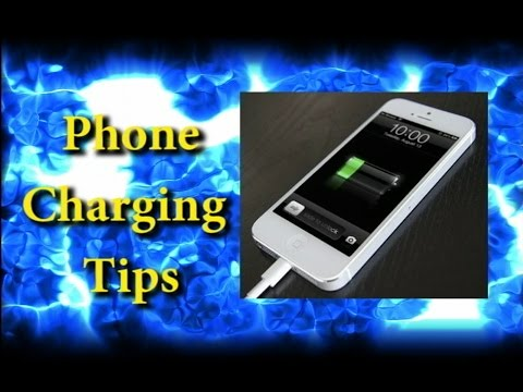 The Correct Way To Charge Your Phone