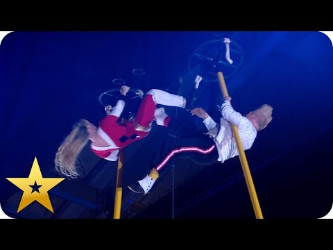 DANGER! Have Bello and Annaliese Nock gone TOO far?   BGT: The Champions