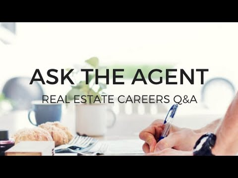 Ask the Agent - Real Estate Careers & Recruitment Live Chat