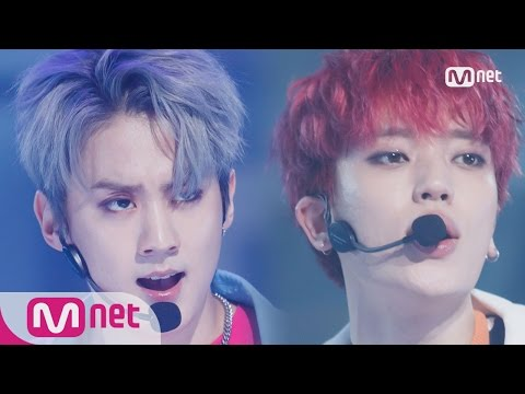 [TEEN TOP - Love is] Comeback Stage | M COUNTDOWN 170406 EP.518