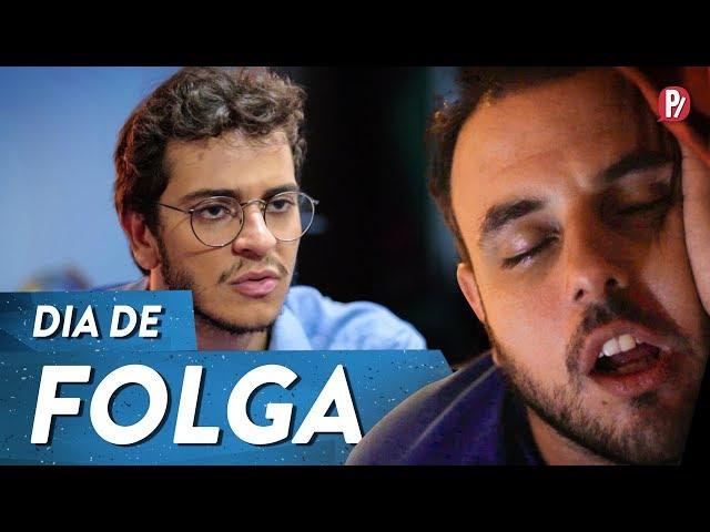 DIA DE FOLGA | PARAFERNALHA