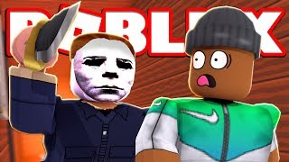 DON'T LET HIM CATCH YOU!! | Roblox Dead By Daylight