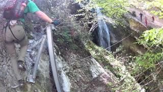 Ferrata di Castel Drena - Tribe Treks #03