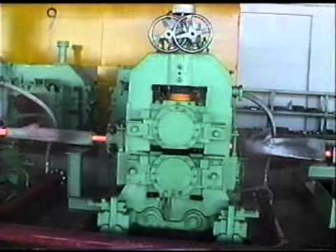 HOT ROLLING MILL IN SAUDI ARABIA