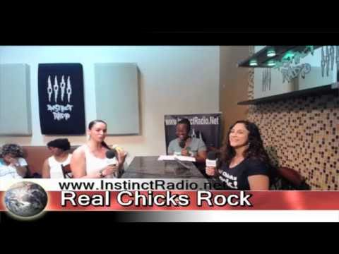 RCR! Real Chicks Rock Presents Real Discussions