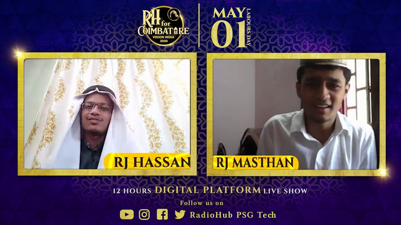 Ramzan Nonbu | Digital Event | Team RH