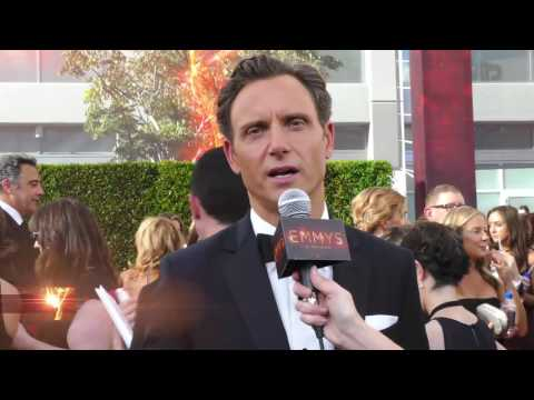 """Tony Goldwyn on his favorite thing about being on """"Scandal"""" - 2016 Primetime Emmys"""